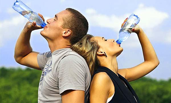 Потребность организма в жидкости