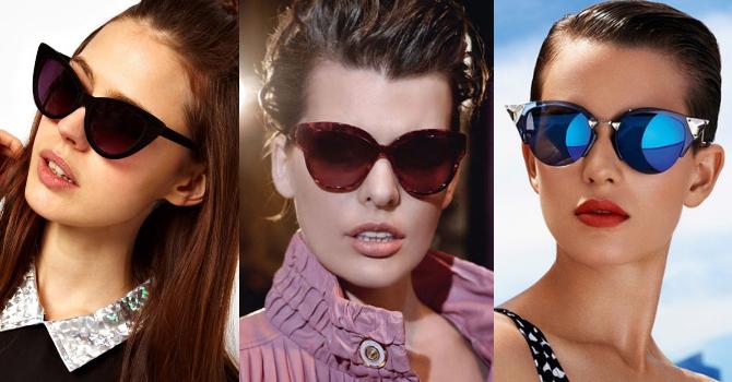Солнцезащитные очки и цвет линз