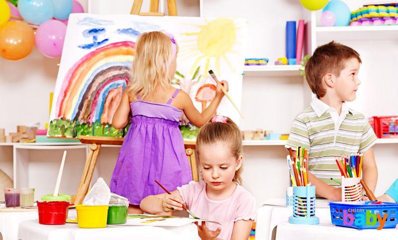 Правильно выбираем детский сад