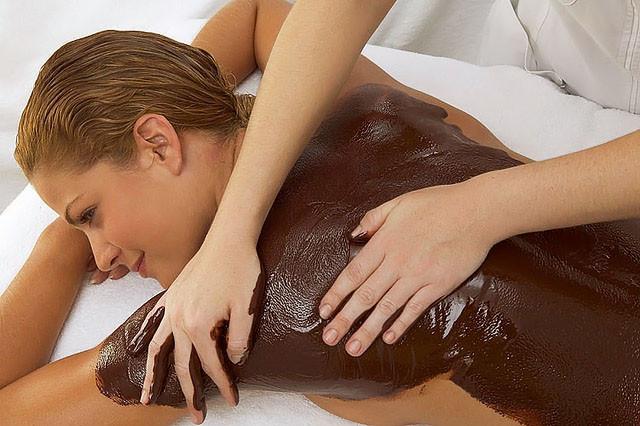 Шоколадное обертывание: польза и противопоказания
