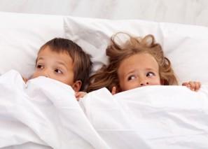 Детские страхи: чего боятся наши дети