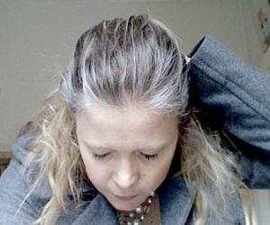Седые волосы у ребенка