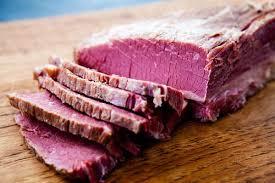 Домашнее консервирование мяса в рассоле: сухой засол