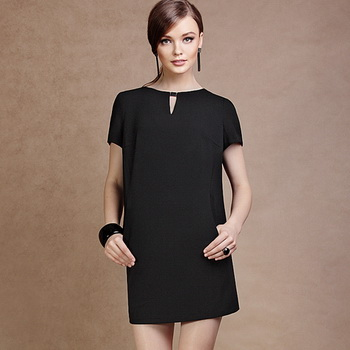 Маленькое черное платье: c чем одеть ?