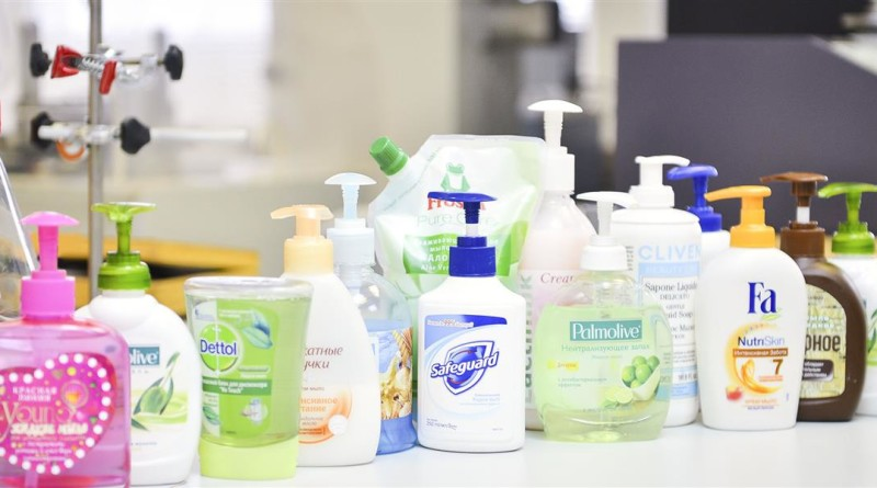 Какие бывают мыла